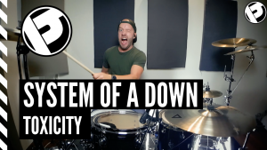System Of A Down – Toxicity | Drumcover by Per Hoogendoorn